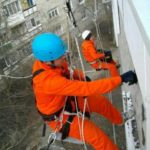 Курсы промышленного альпиниста-высотника